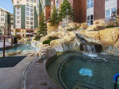 Photo for SUNDANCE LAST MINUTE AVAILABILITY.. 1 BED CONDO - SLEEPS 4 - SKI IN/OUT RESORT