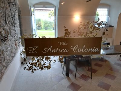 Photo for Large Villa For Groups/Families Reunions/Events With Spectacular Lake Orta View