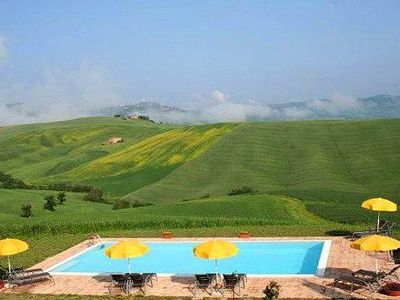 Photo for Lovely property with beautiful views to rent near Siena