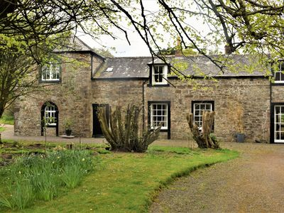 Photo for The Stables has a quiet and private location in the grounds of Arbigland House