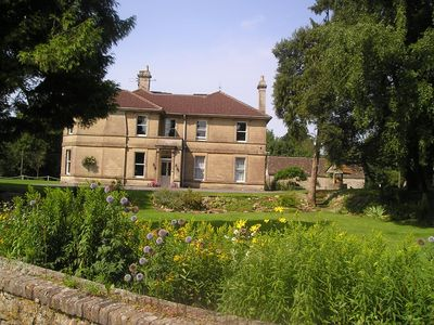 Photo for Large country house near Bath, SW England. Sleeps groups 15 - 24 (max 30).