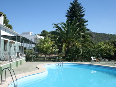 Photo for Espadán, cottage near the beach, ideal for families / groups many