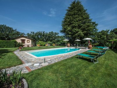 Photo for Vacation home Agriturismo La Fornace (RDD126) in Radda in Chianti - 3 persons, 1 bedrooms