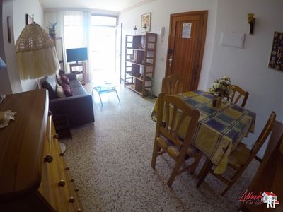Photo for Bright apartment with WIFI near the sea