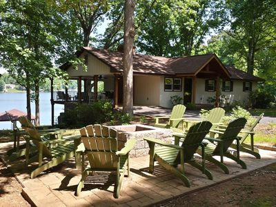 Photo for DOG PADDLE INN- FIRE-PIT, KAYAKS, PADDLE BOARD