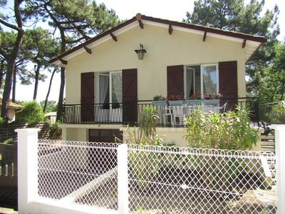 Photo for House with 2 bedrooms for 4 people, close beaches, Lacanau Ocean