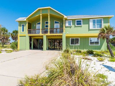 Photo for Private Beach Home with Easy Access to the Sand! Private Grill and Outdoor Showe