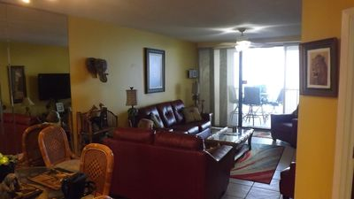 Photo for Beautiful Gulf Front Overlooking Pool 3 Bedroom 2 Bath(Late booking discount)
