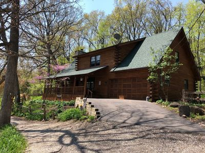 Spring at Woodhaven Cabin!