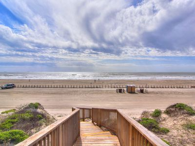 Photo for Big Kahuna: Ocean Views, Free Golf Cart, Boardwalk to the Beach, PRIVATE Pool