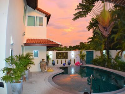Photo for Very large Villa suitable for  a large group up to 10 people or even 2 families