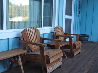 Photo for Ruth's Riverhouse - Homey Retreat Near River, Wineries, Downtown Guerneville