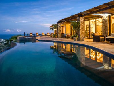 Photo for Lavish 9 BR Ocean View Villa Cielo w/ Private Pool, Home Gym, Wet Bar + More!