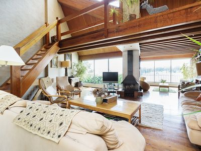 Photo for Award winning architecturally unique waterside property sleeping 10 (Veeve)