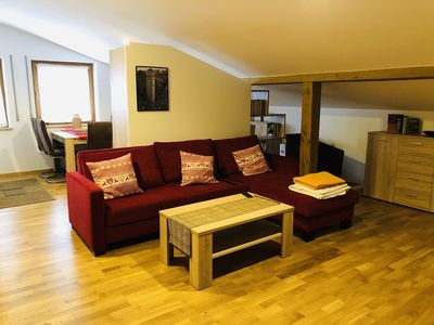 Photo for 1BR Apartment Vacation Rental in Übersee