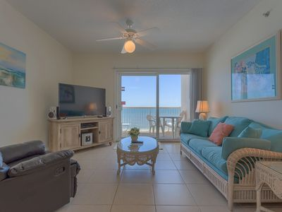 Photo for Caribbean 501 Gulf Shores Gulf Front Vacation Condo Rental - Meyer Vacation Rentals