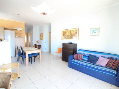 Photo for AP024 Modern apartment 100 meters from the beach Lido Conchiglie Gallipoli