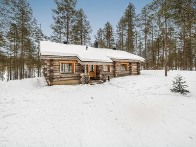 Photo for Vacation home Oivanki / pikku-junga in Kuusamo - 8 persons, 4 bedrooms