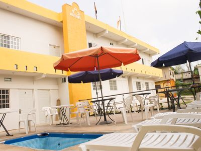 Photo for Hotel Rosvel, Hab. Double Standard: (Max 2)