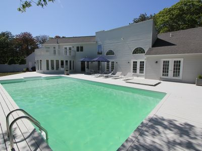 Photo for Pristine Southampton Architect Home, Pool & Tennis