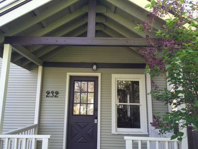 Photo for Fully Renovated Old Town Cottage Close to Downtown, City Park, and University