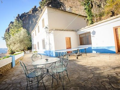 Photo for 6BR Cottage Vacation Rental in Cástaras, Granada