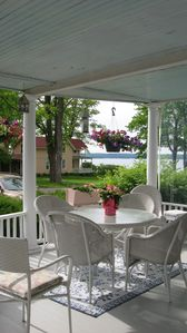 Photo for The Gingerbread House - Pristine Bay View Cottage Overlooking Lake Michigan
