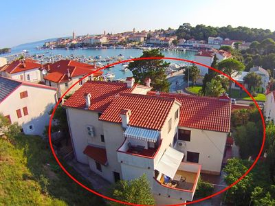 Photo for Apartments Mirjana, (14332), Banjol, Croatia