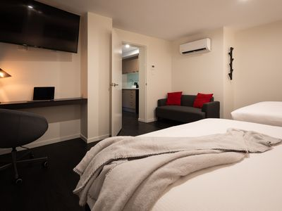 Photo for Ascot Budget Residences – Close to Brisbane Airport & Racecourses