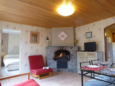 Photo for Gïte Independent, comfortable, quiet, close to amenities,
