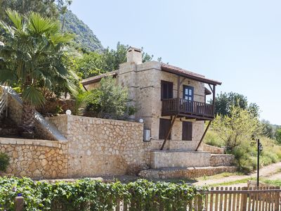 Photo for Luxury Stone House, Stunning Sea And Harbour Views, located in the Old Town