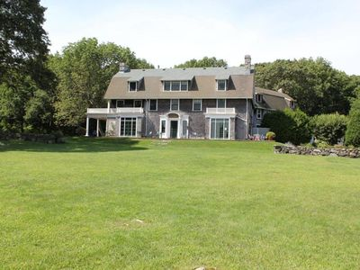 Photo for A Fun Family Summer Estate in RI! Sleeps 18--Price Reduction