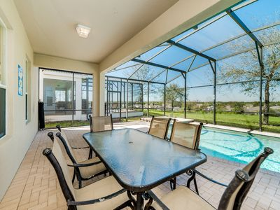 Photo for Discounted Rates, Closest Home Resort To Disney, Private Pool/Spa, Game Room!