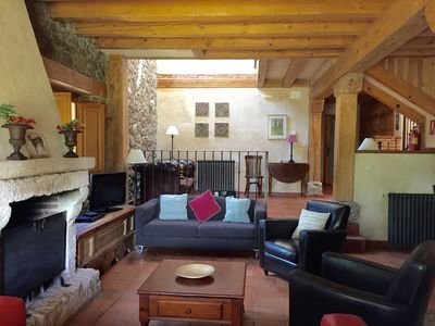 Photo for Self catering MAIN HOUSE of Saltus Alvus, dream house for 6/8 people