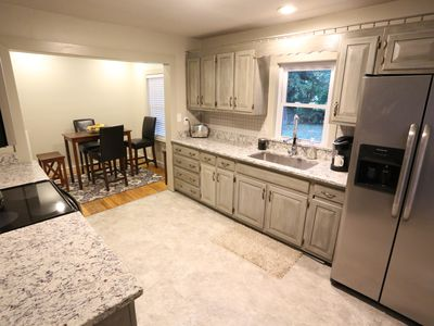 Photo for Cute Bungalow 8 minutes to Downtown Nashville