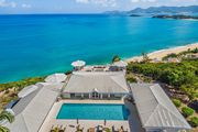 Marine Terrace at Baie Rouge, Saint Maarten - Ocean View, Pool & Privacy