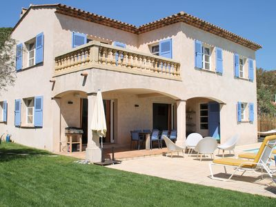 Photo for VILLA WITH SWIMMING POOL HEATED IN SAINTE MAXIME