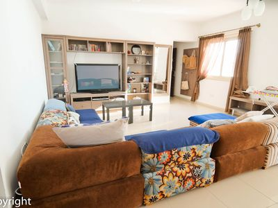 Photo for 3BR Apartment Vacation Rental in Paphos
