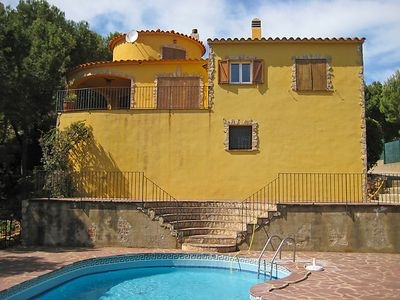 Photo for Vacation home La Gervaise in Begur - 6 persons, 3 bedrooms