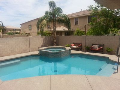 This house is a 5 bedroom(s), 5.5 bathrooms, located in Avondale, AZ.