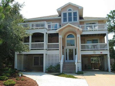 Photo for #CL7: OCEANSIDE Home in Corolla w/PrivatePool, HotTub & RecRm