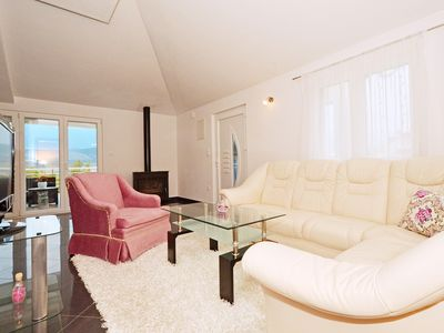 Photo for IGOR 3a newly refurbished 2 bedroom apartment with beautiful sea view terrace