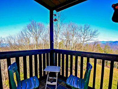 Photo for 10% Summer Deal 5/27-7/1 AWESOME Views@High Chalet 4304 w/POOL*Hot Tubs*Sauna*Grilling Areas
