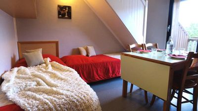 Photo for VVF Villages The Cantal Mountains - 3 Rooms 6 People 1 baby