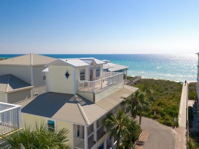 Photo for Unobstructed Gulf Views and Newly Remodeled - Sundancer in Majestica!