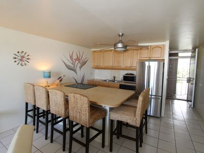 Photo for 4th Floor Updated Ocean View Condo Across From The Beach In A Quiet Neighborhood