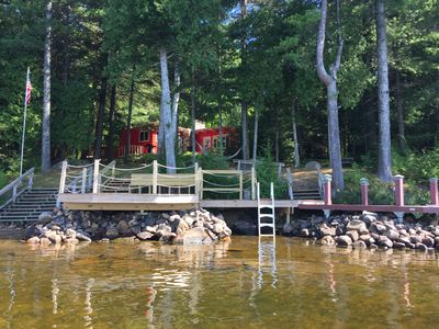 2br cabin vacation rental in lyon mountain new york 134331