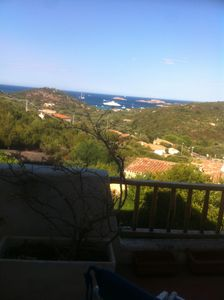 Photo for Breathtaking panorama on the Gulf of Pevero and the islands of LI Nibbani