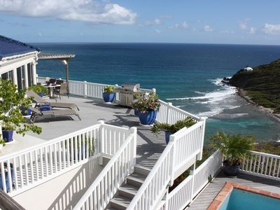 Photo for OCEANFRONT HOME AWAY FROM HOME WITH INCREDIBLE VIEWS ON RENDEZVOUS/HART BAY