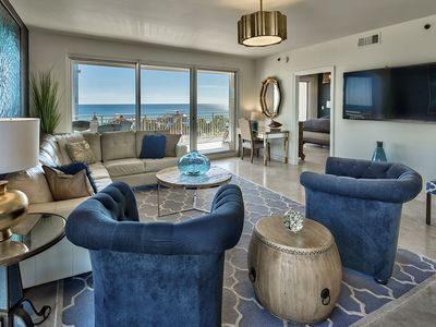 Photo for Gorgeous 3 BR Condo w/ Gulf Views & Beautiful Interior! Book Now!